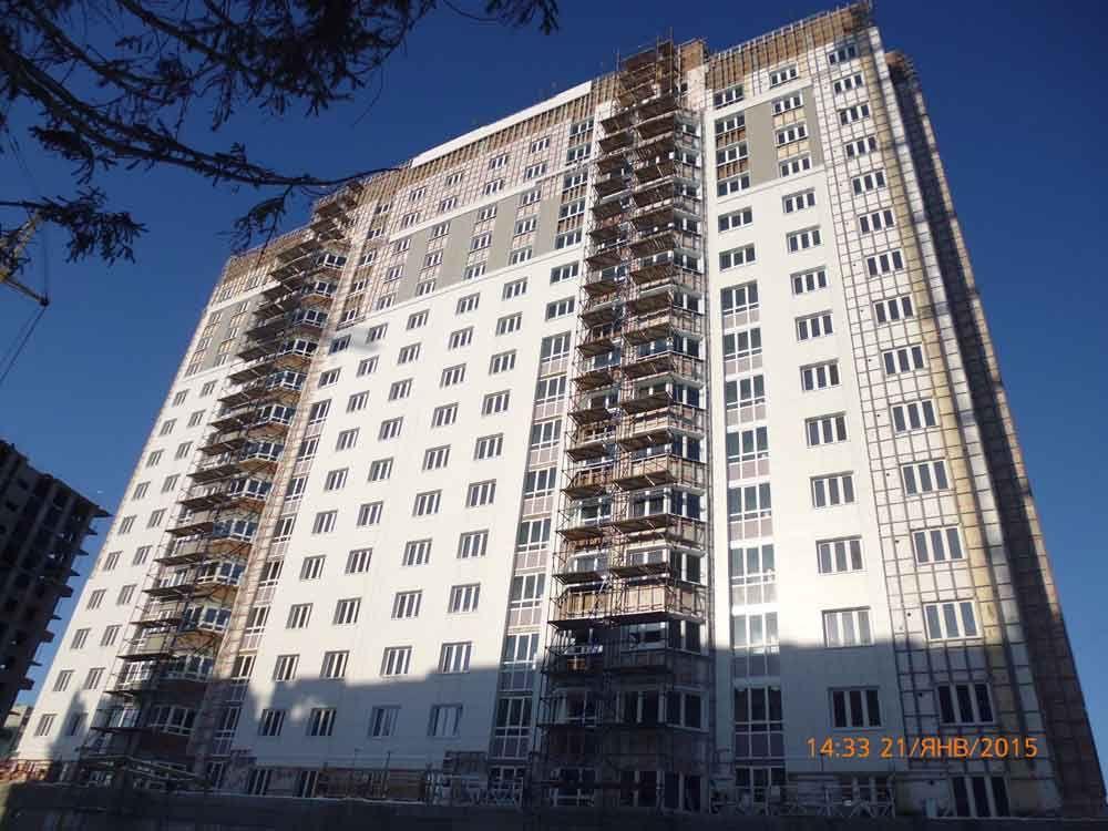 жилой комплекс на Конева
