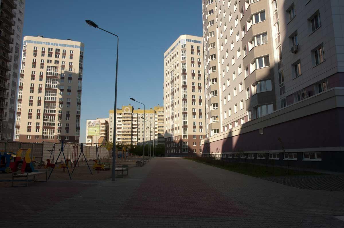 продажа квартир на Конева
