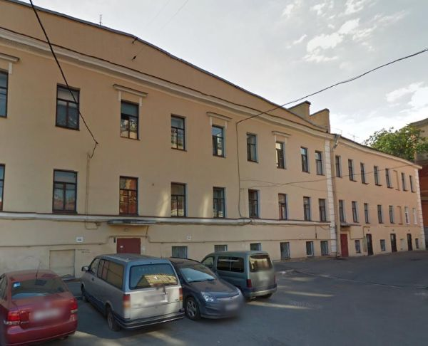 Офисное здание на наб. реки Фонтанки, 156