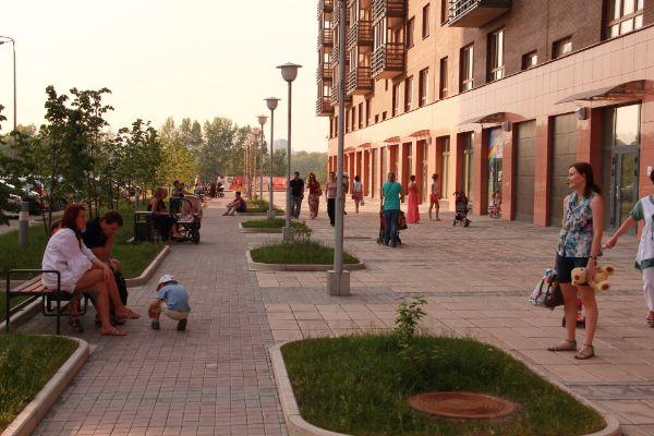 5-я Фотография ЖК «Малые кварталы»