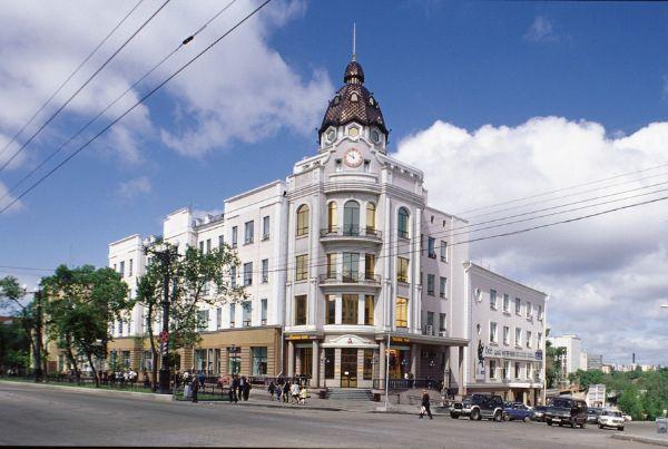 Торгово-офисный комплекс ЦУМ Хабаровск
