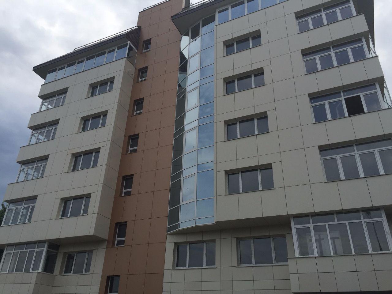 жилой комплекс Дунайская 44А