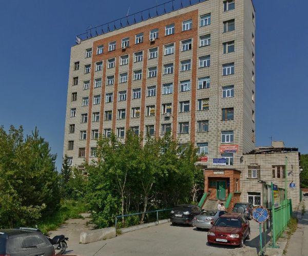 Офисное здание на ул. Демакова, 27
