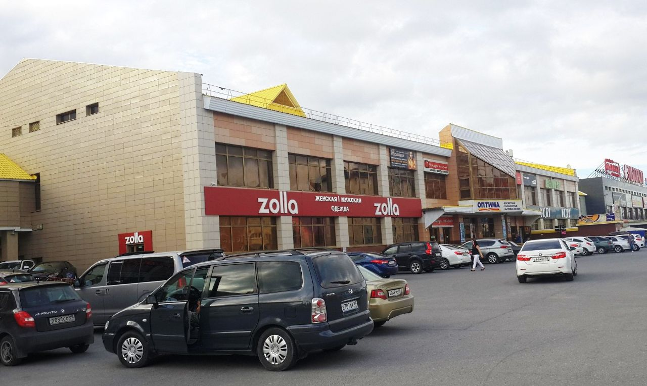 Торговом центре Север-2