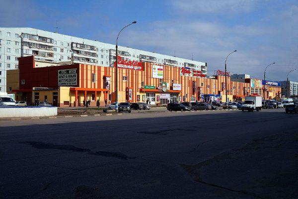 Торговый комплекс Оптимус