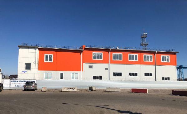 Офисно-складской комплекс на ул. Рязанская, 14