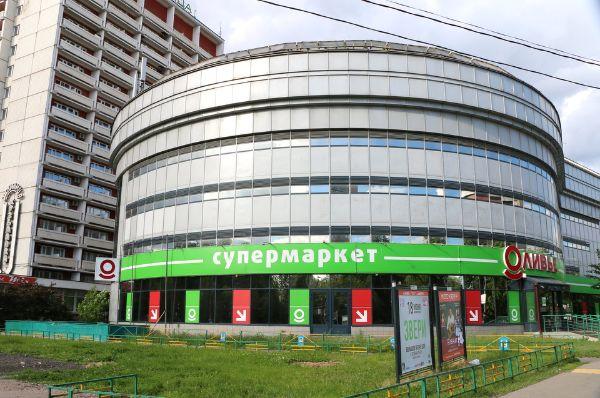 Торговый комплекс в квартале Волжский Бульвар 114А, к10
