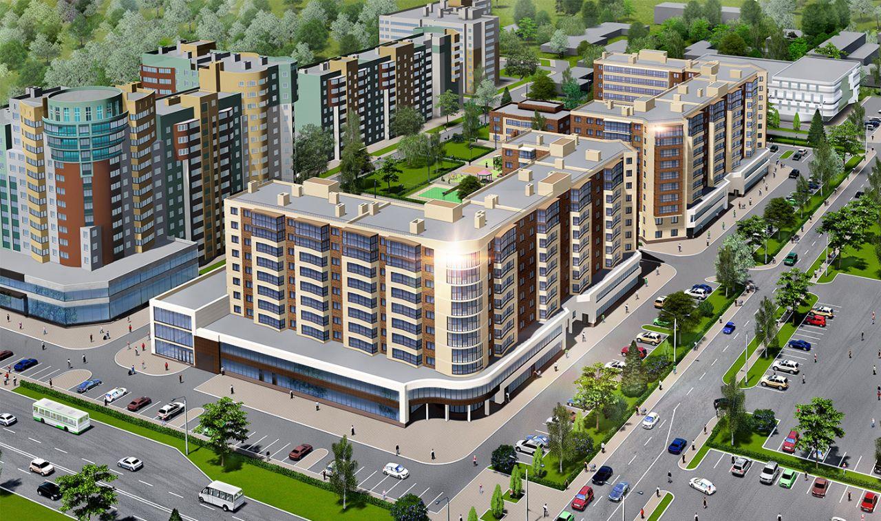 жилой комплекс Есенинъ