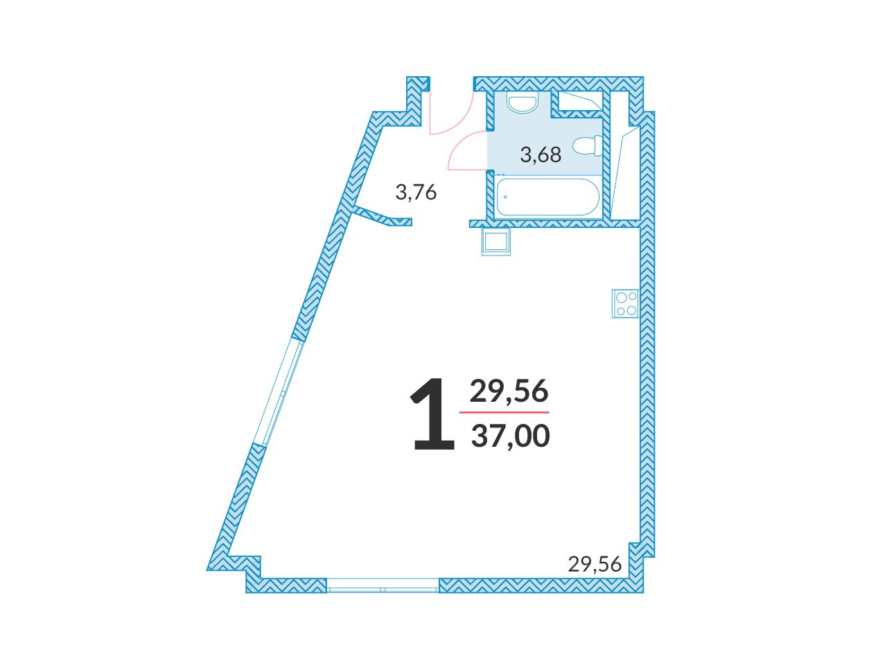 продажа квартир Апарт-отель YE'S