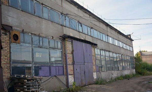 Складской комплекс на ул. 2-я Дорожная, 1