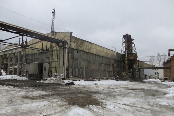 Производственный комплекс в 1-м Промышленном проезде, 14