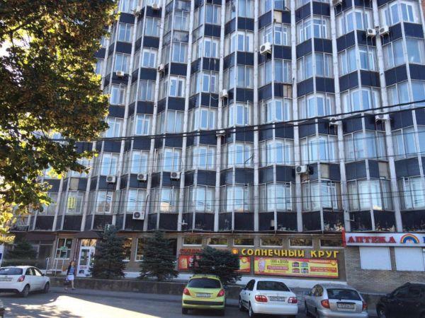 Офисный центр на ул. Мясникова, 54
