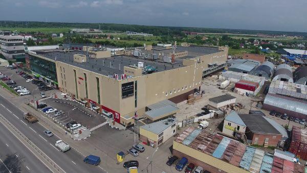 Производственно-складской комплекс Бородино