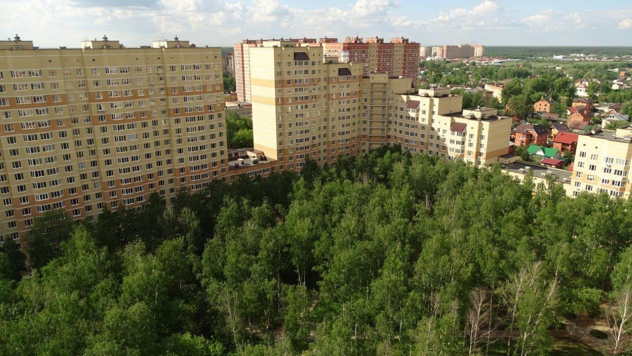 жилой комплекс Зелёная околица