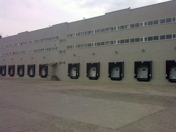 Складской комплекс Львовский терминал