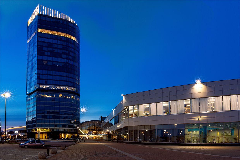 аренда помещений в ТЦ Atlantic City (Атлантик Сити)
