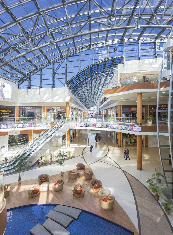 Торговом центре Atlantic City (Атлантик Сити)