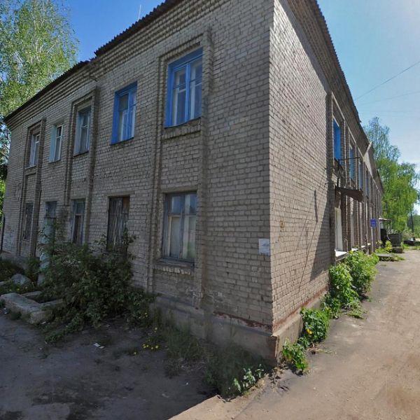 Офисное здание в 5-м Северном переулке, 18