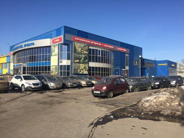 Торговый центр на Рязанском проспекте, 7Д
