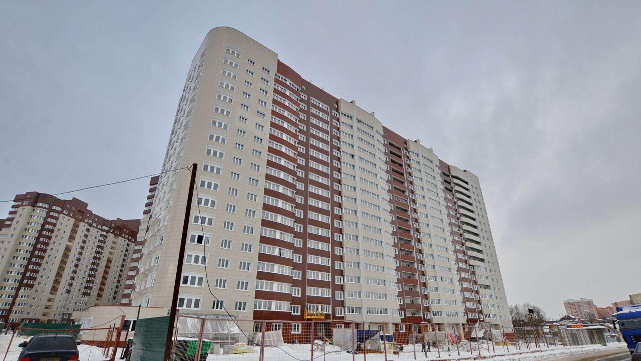 жилой комплекс Новомосковский