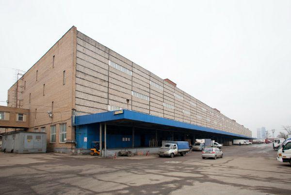 Офисно-складской комплекс Мостранссклад