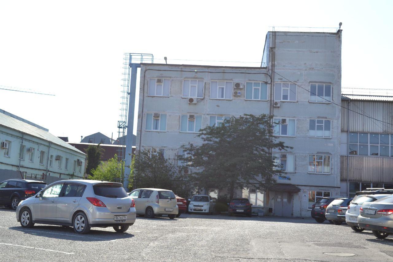 аренда помещений в БЦ АО Прибой