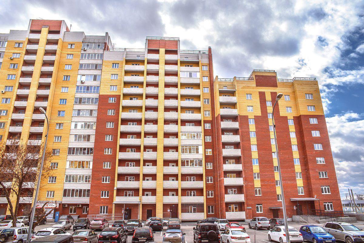жилой комплекс по ул. Горького 83