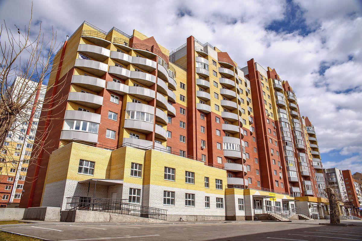 продажа квартир по ул. Горького 83