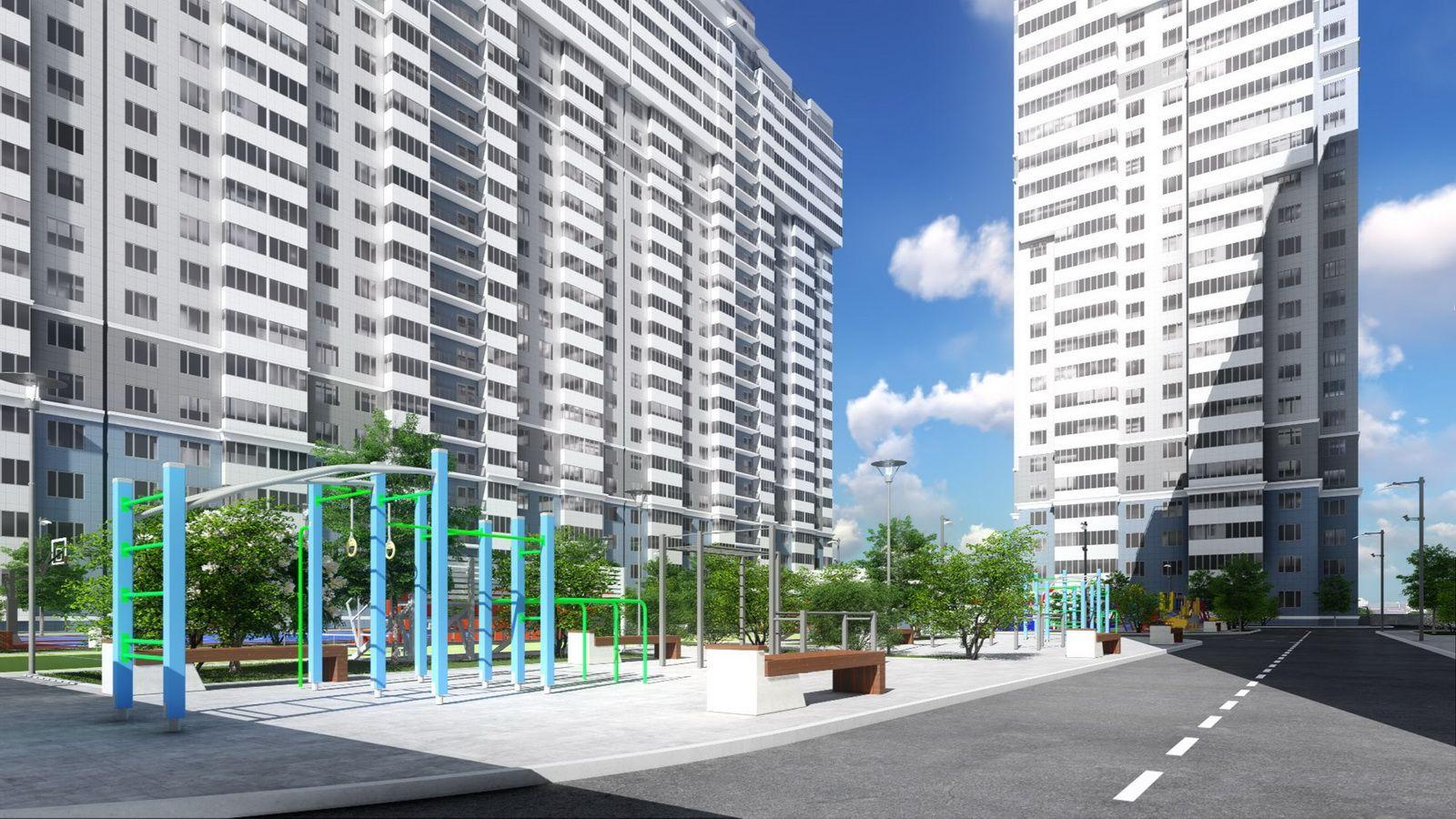 продажа квартир Sky Park (Скай Парк)
