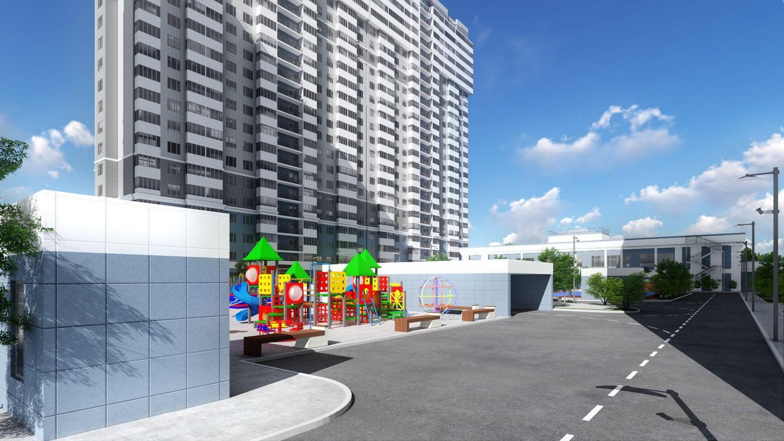 жилой комплекс Sky Park (Скай Парк)
