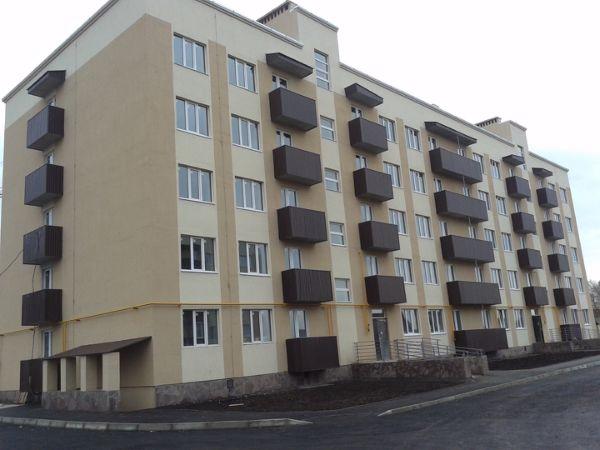 1-я Фотография ЖК «по ул. Ворошилова, село Иглино»