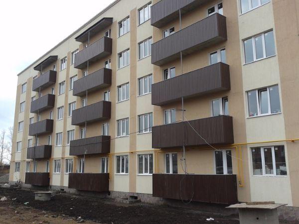 2-я Фотография ЖК «по ул. Ворошилова, село Иглино»