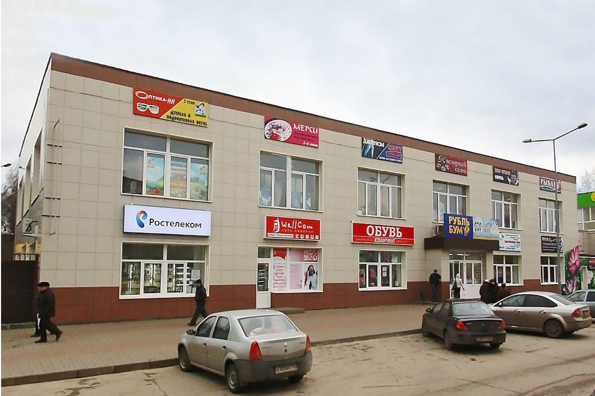 Коммерческая недвижимость балахна нижегородская область коммерческая недвижимость мытищ и районами