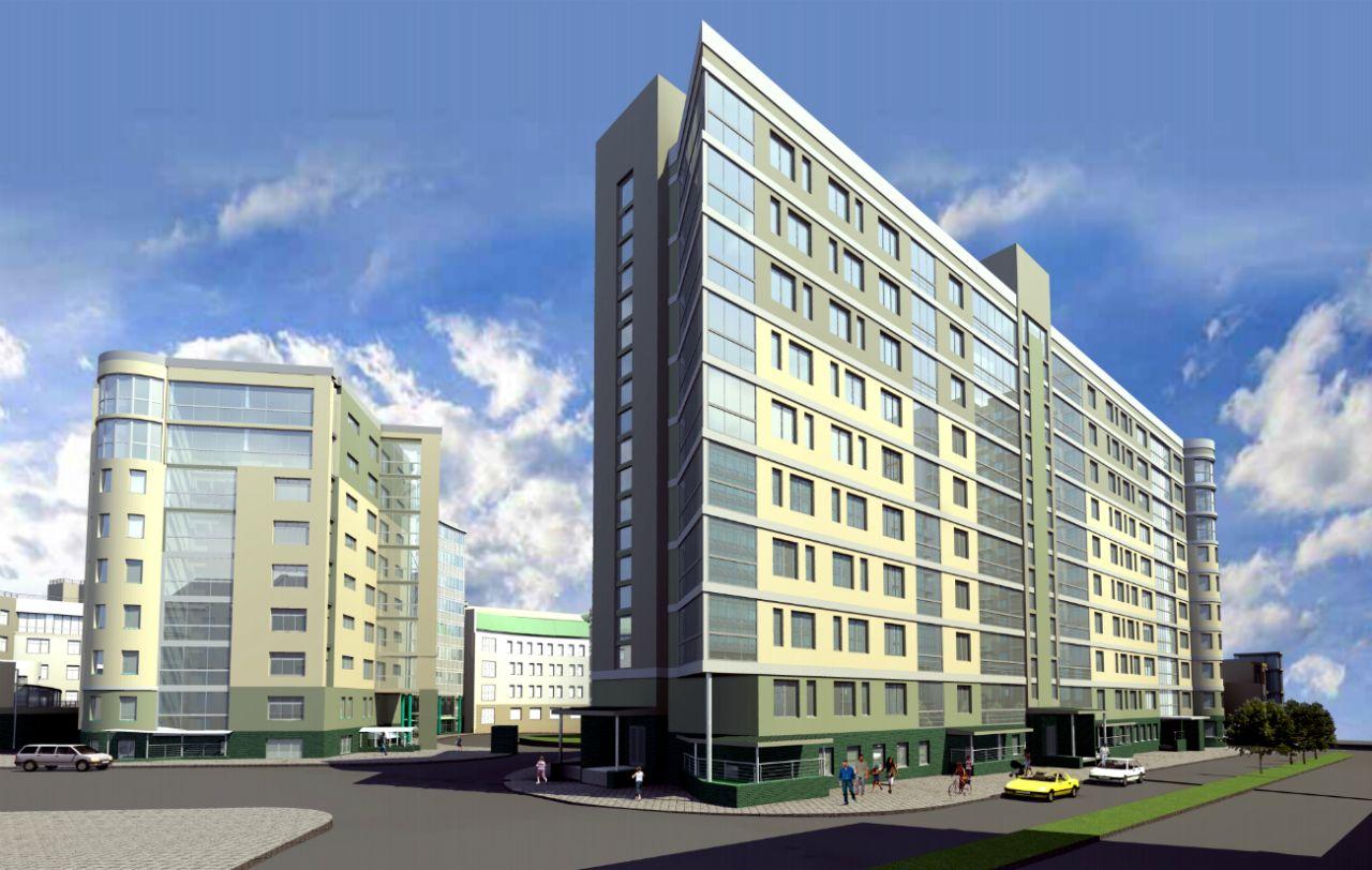 купить квартиру в ЖК Славянский квартал
