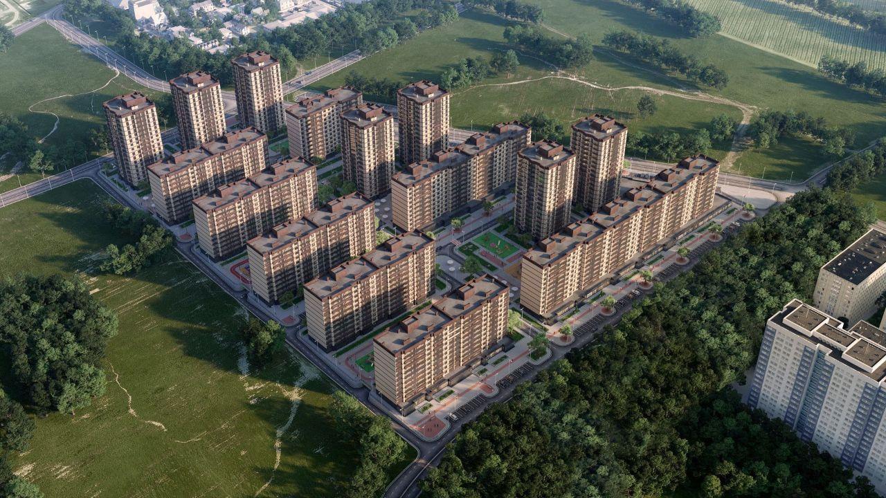 купить квартиру в ЖК Кутузовский