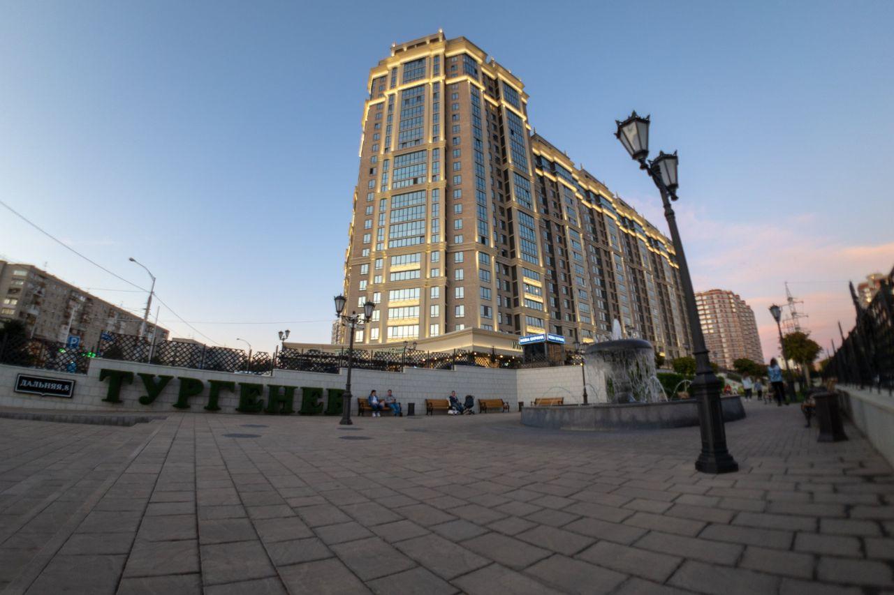 купить квартиру в ЖК Тургенев