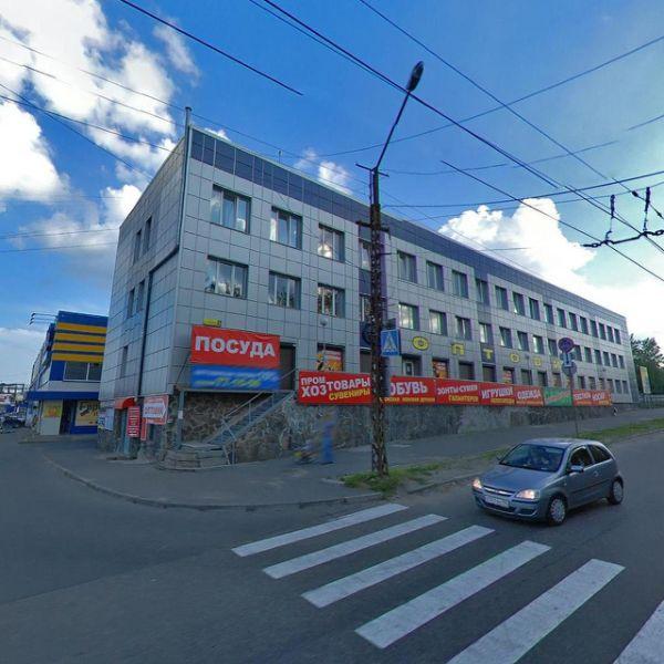Торговый центр Оптовик
