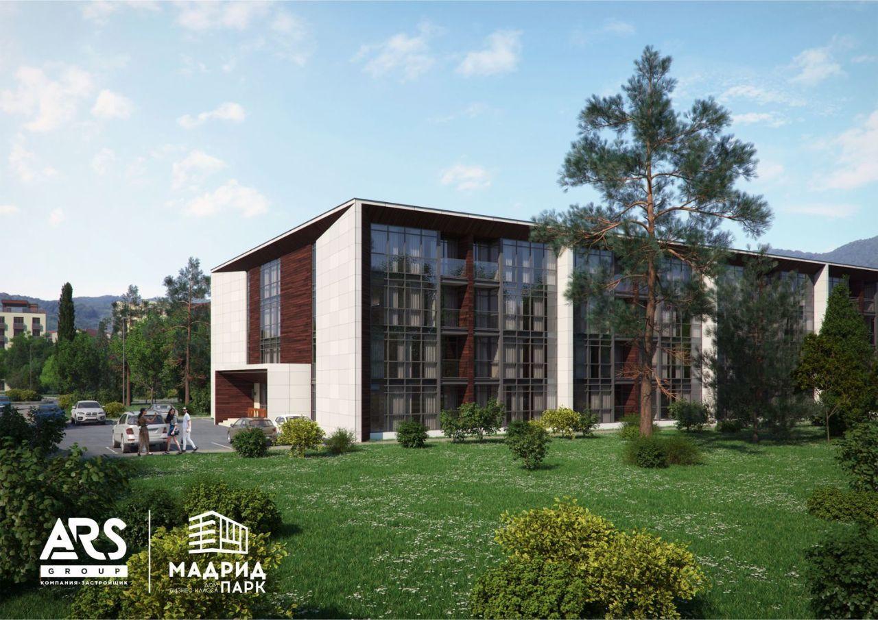 купить квартиру в ЖК Мадрид парк