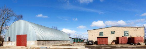 Производственно-складской комплекс на ул. Иванова, 160