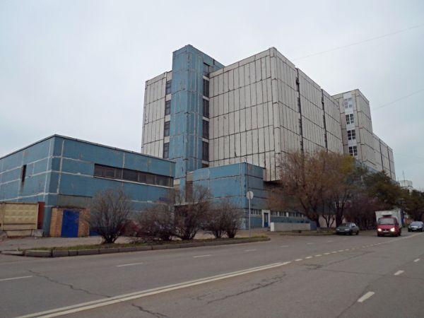 Офисно-складской комплекс Сапфир-1