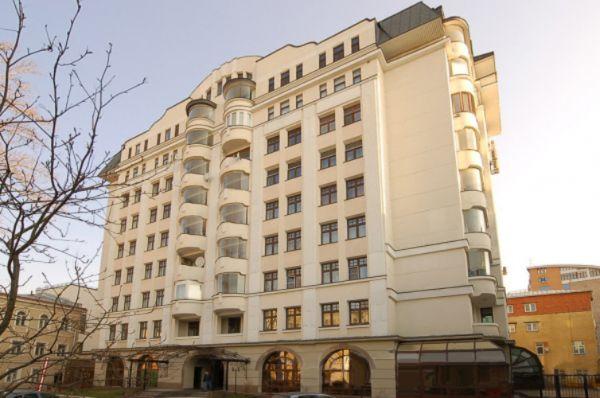 1-я Фотография ЖК «Тверской бульвар, 16»