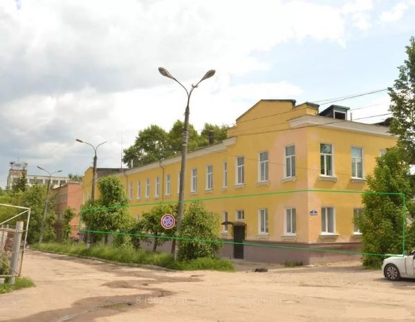 Отдельно стоящее здание на ул. Складская, 6