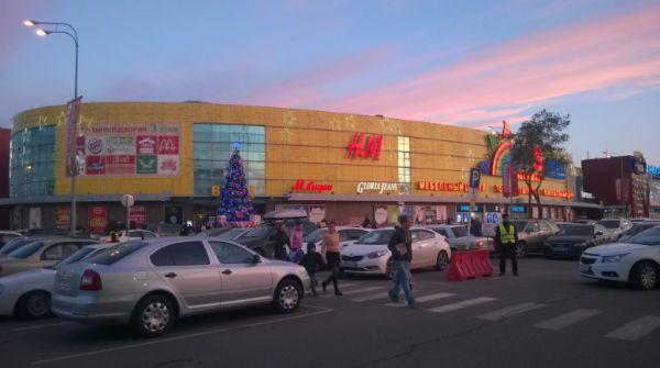 Торгово-развлекательный центр СБС Мегамолл