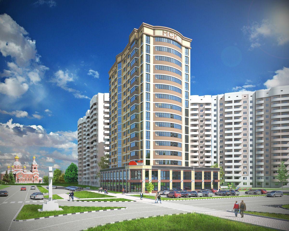 купить квартиру в ЖК ул. 70-летия Октября