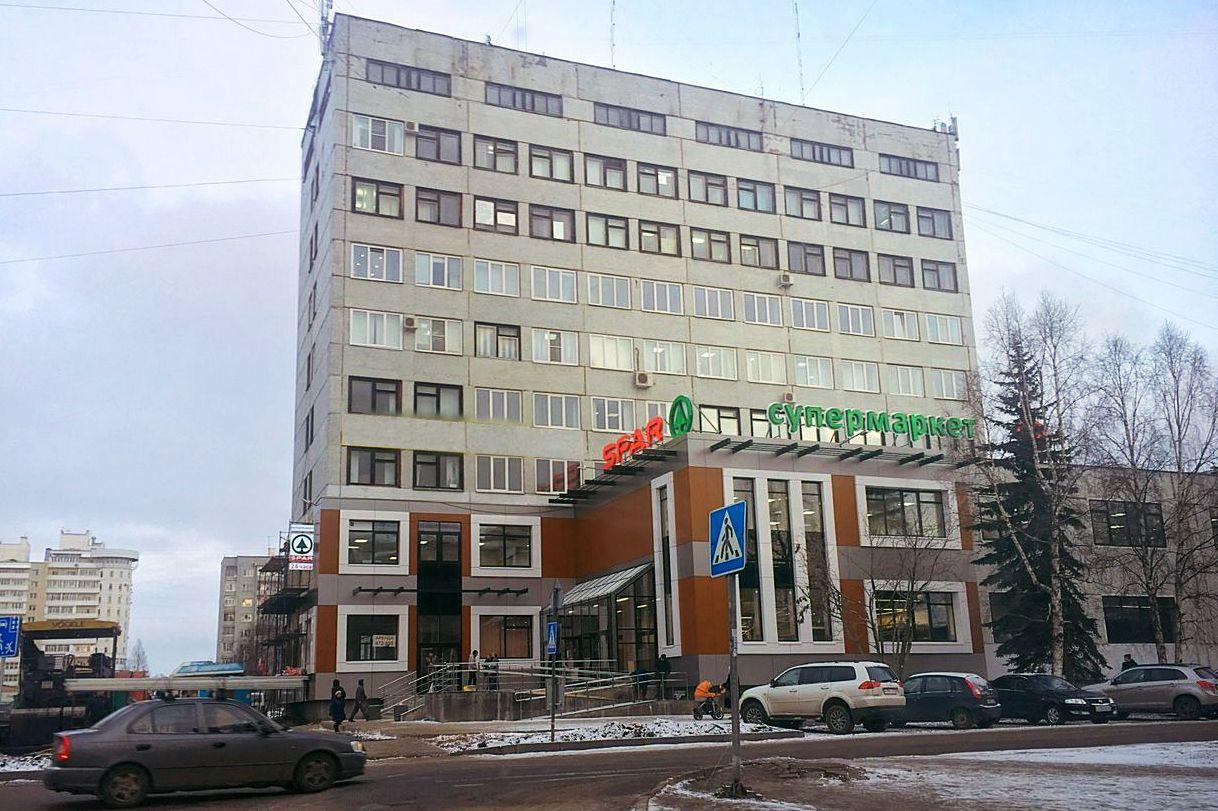 БЦ на Новгородском проспекте, 32