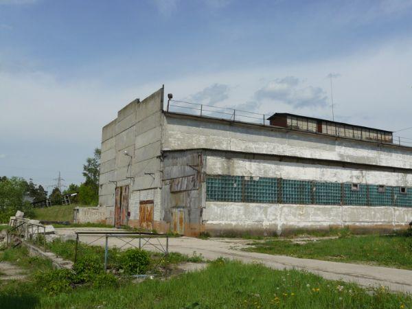 Производственный комплекс в Московском проезде, 85