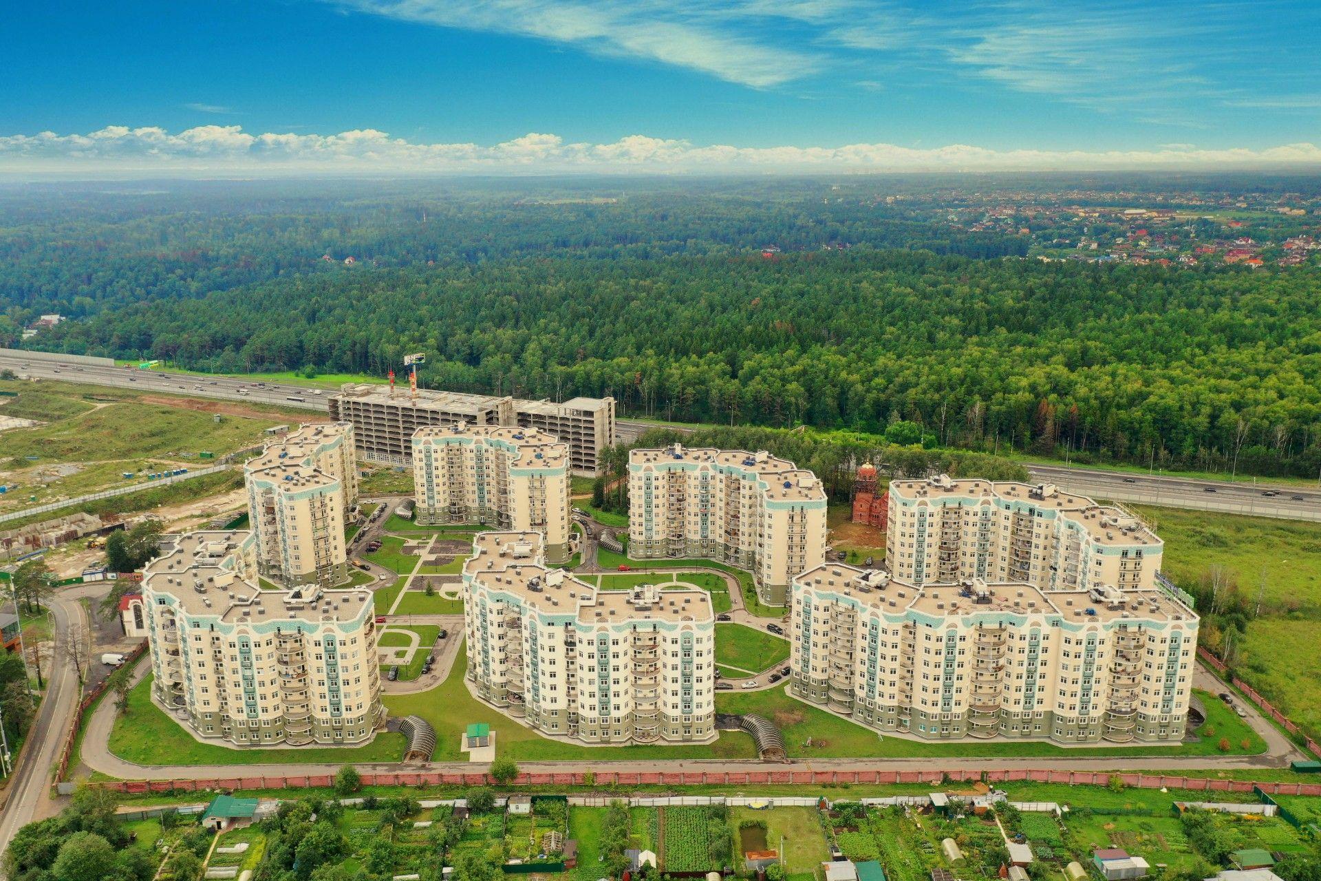 жилой комплекс Усово парк