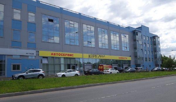 Бизнес-центр на ул. Полевая Сабировская, 49