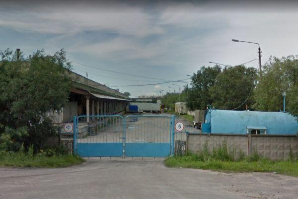 Складской комплекс на Лениградском проспекте, 382к1с1