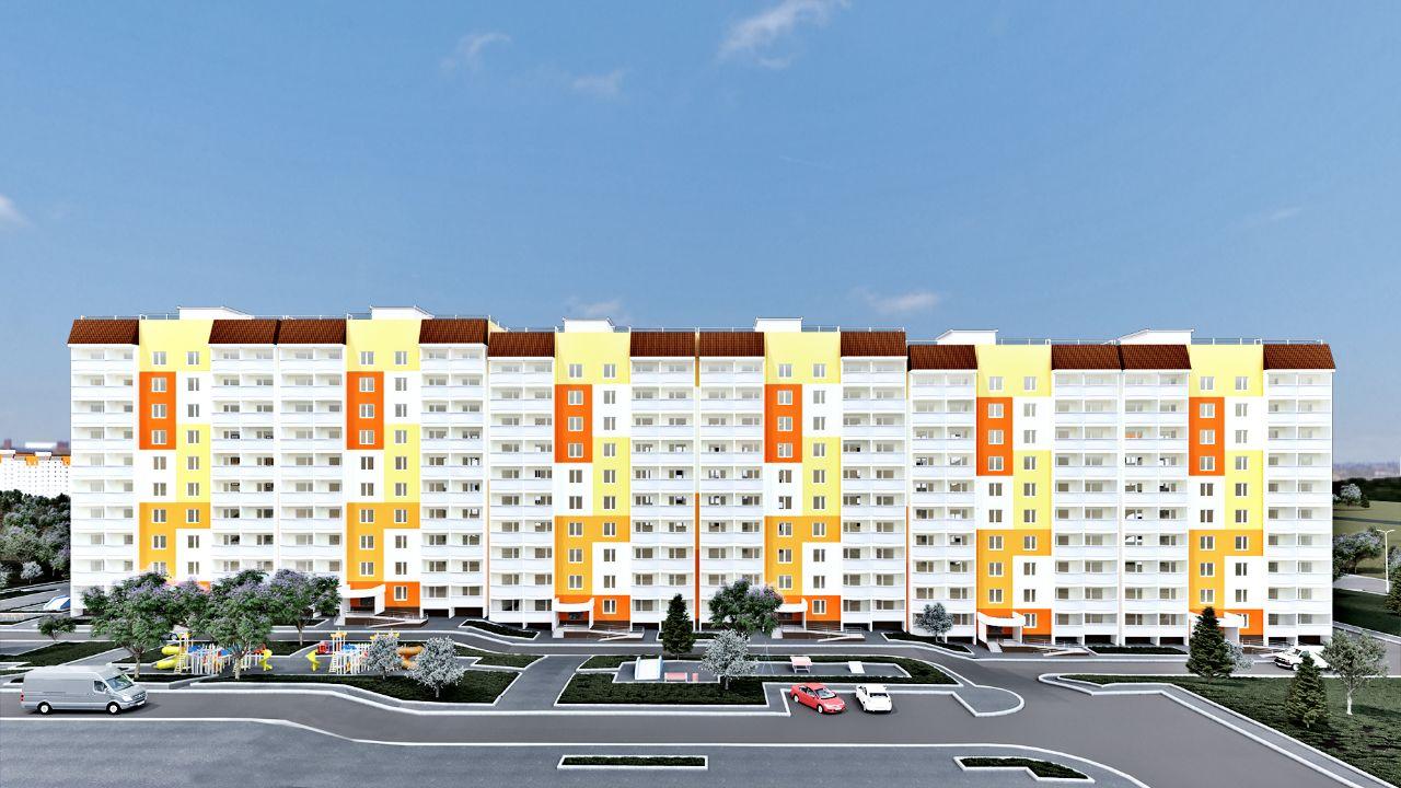 купить квартиру в ЖК Солнечный-2, 7-й Микрорайон